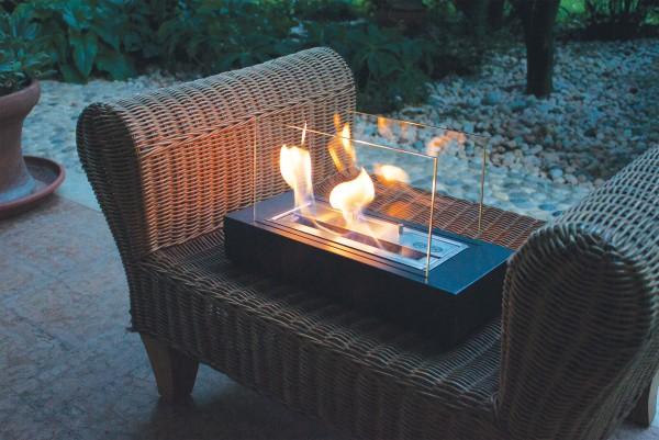 Kan en biopejs stå udendørs?