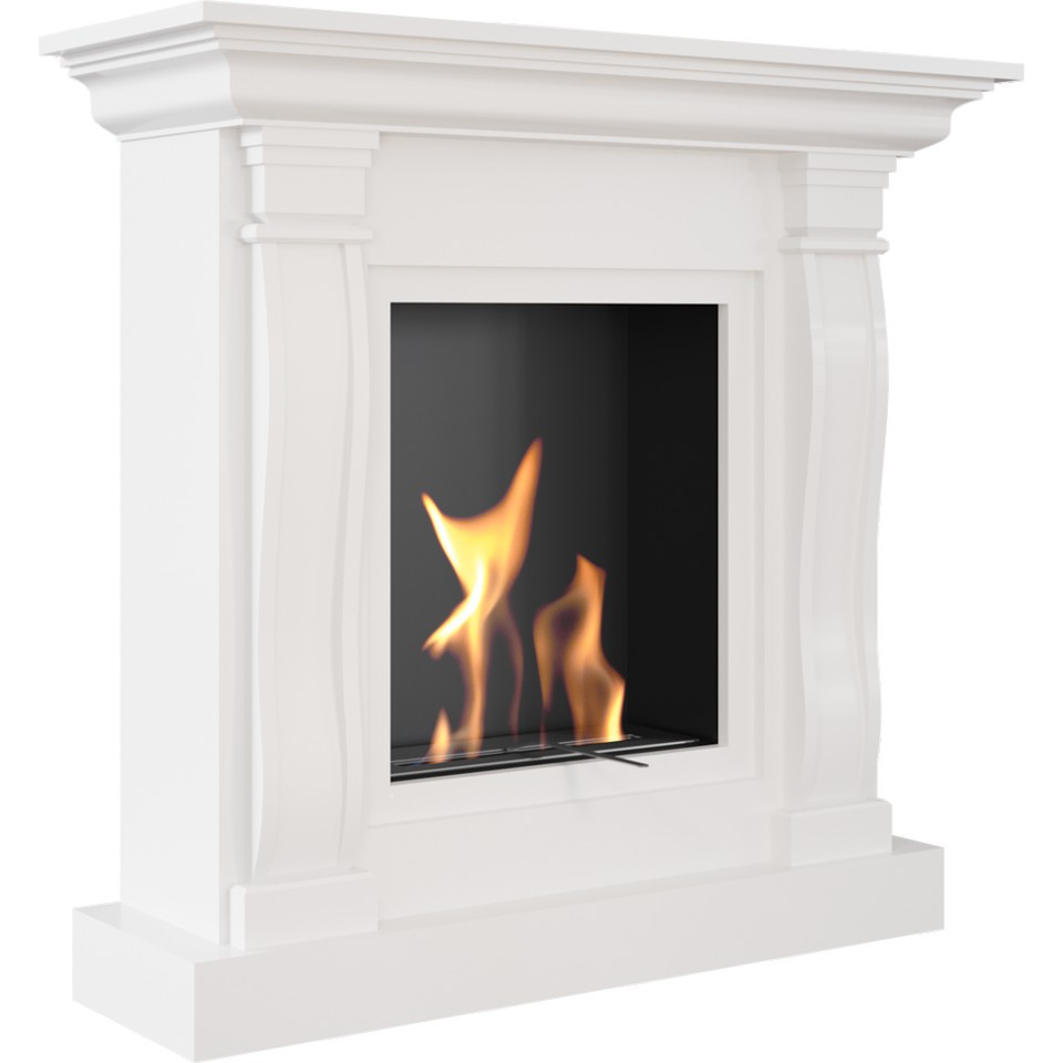 Image of   Castle Cary traditionel ethanol kamin