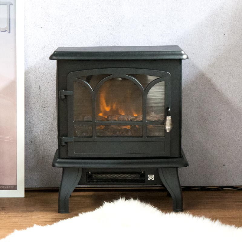 50 % on electric fireplaces
